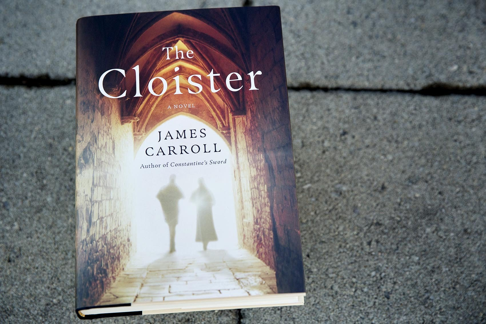 The Cloister, by James Carroll. (Robin Lubbock/WBUR)