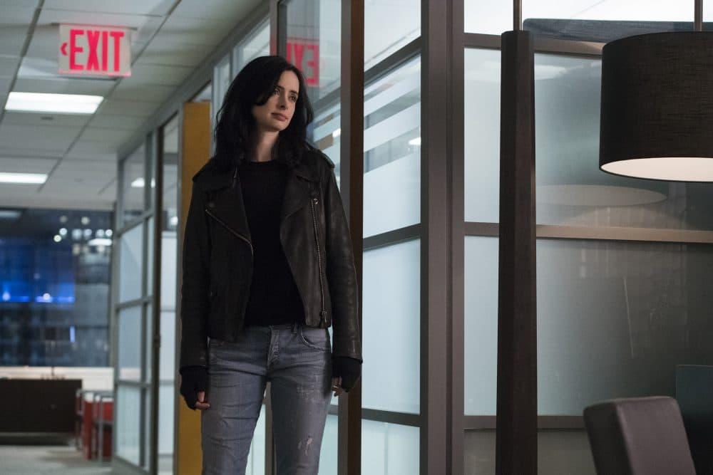 """A still from Marvel's """"Jessica Jones."""" (David Giesbrecht/Netflix)"""