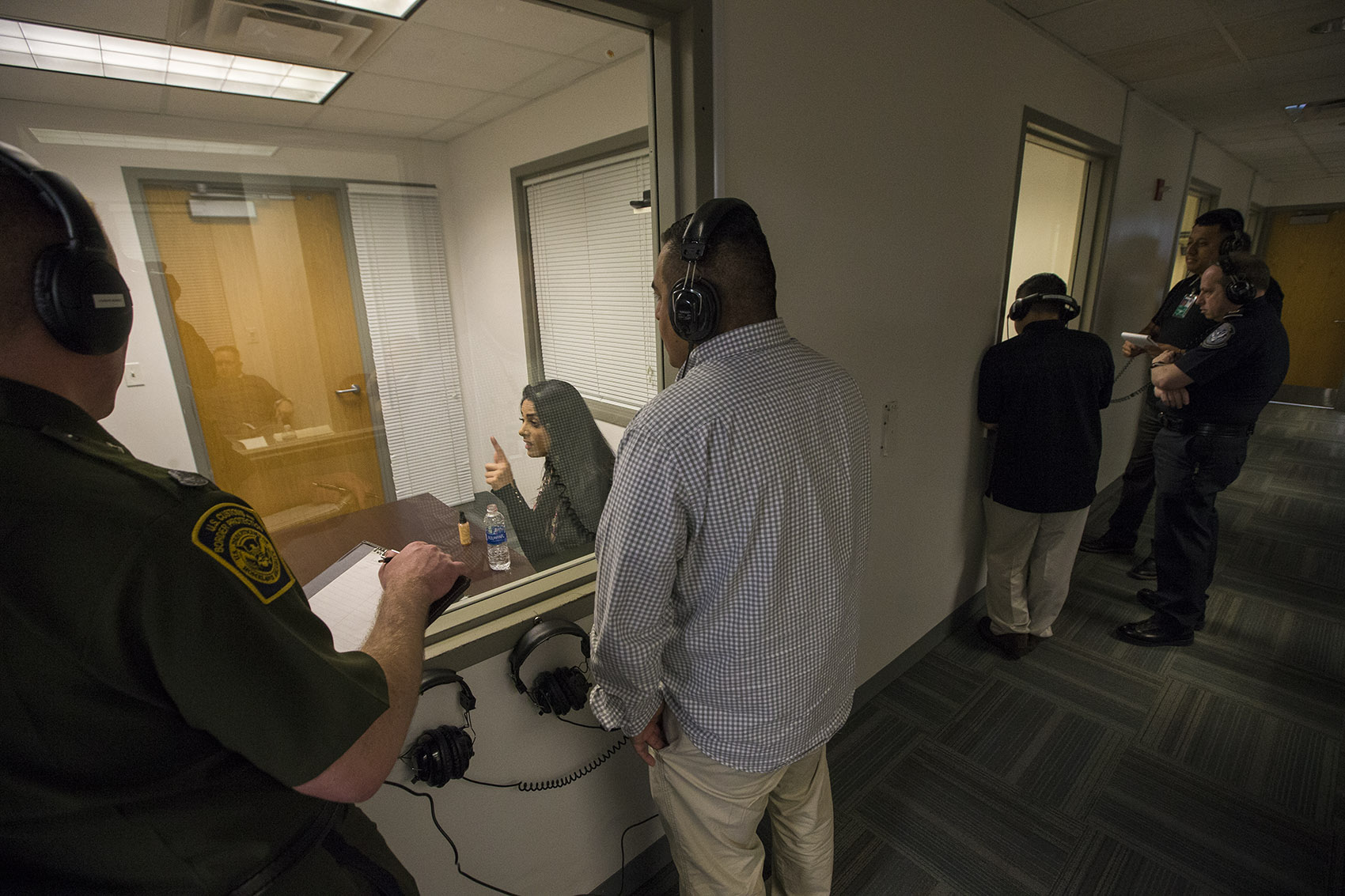 How U S  Customs Officers Are Trained | WBUR News