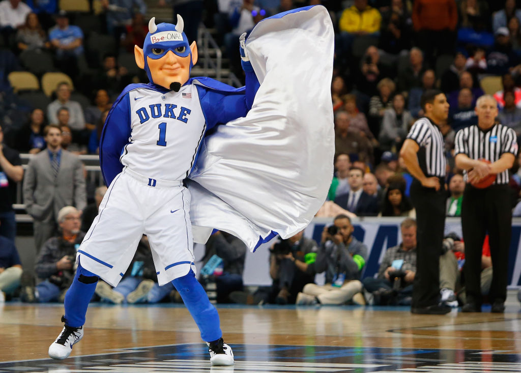 Duke basketball is one of the most divisive teams in sports. Which side do you fall on? (Justin K. Aller/Getty Images)