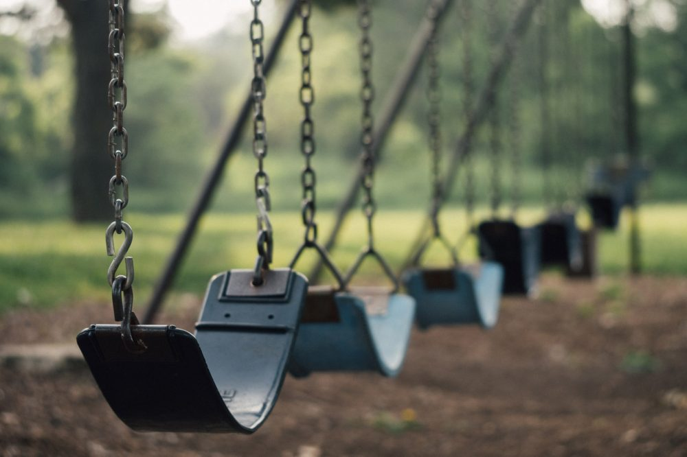There's a growing movement to build playgrounds that are less safe, and more risky, for kids. (Free-Photos/Pixabay)