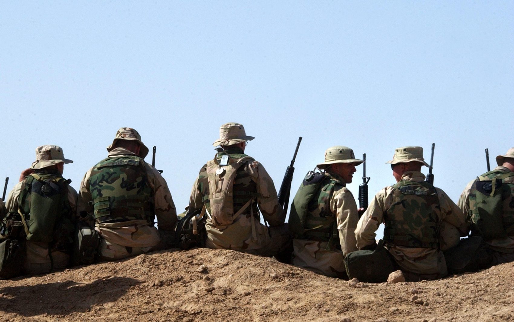 16 years into US invasion, Iraq carries war traces