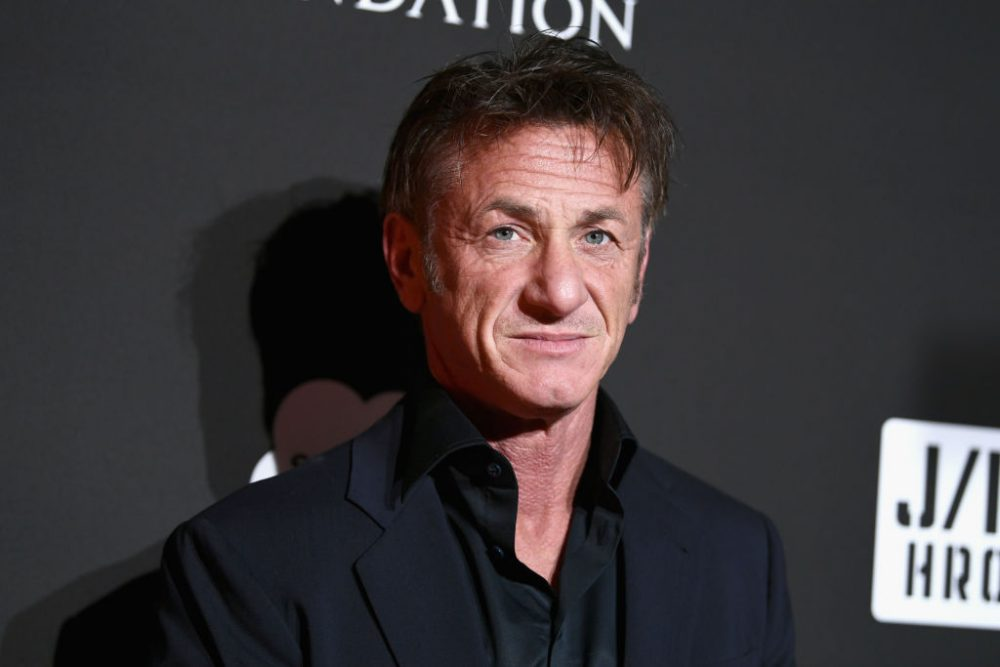 Sean Penn attends the 7th Annual Sean Penn & Friends Haiti Rising Gala benefiting J/P Haitian Relief Organization on Jan. 6, 2018 in Hollywood, California. (Emma McIntyre/Getty Images)