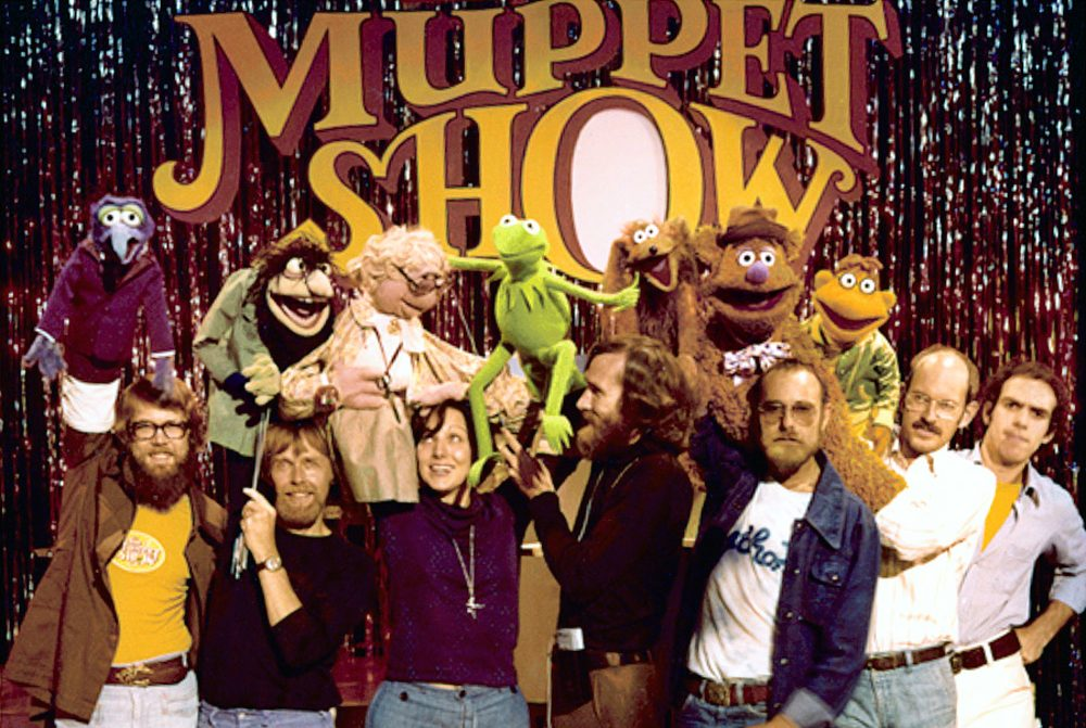"""The cast of Season 1 of """"The Muppet Show."""" (Courtesy Disney)"""