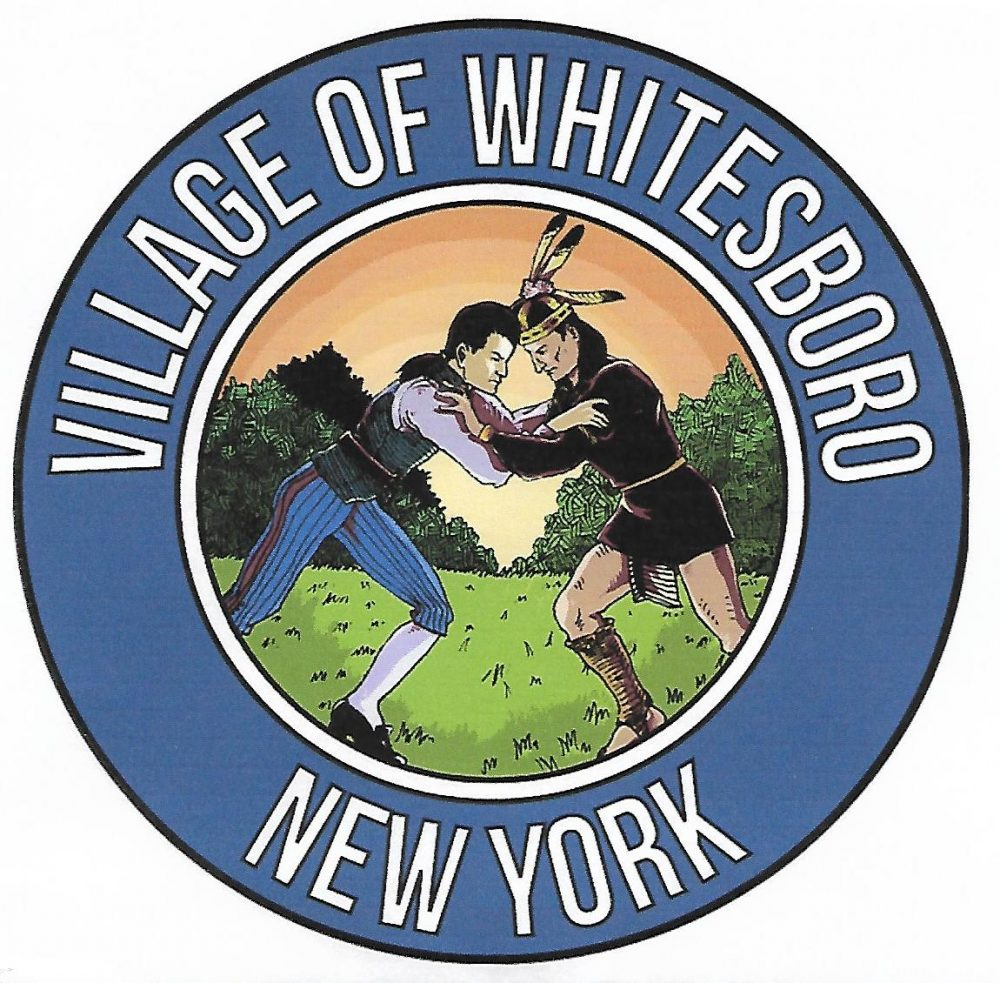 The 2017 seal. (Courtesy Village of Whitesboro, New York)