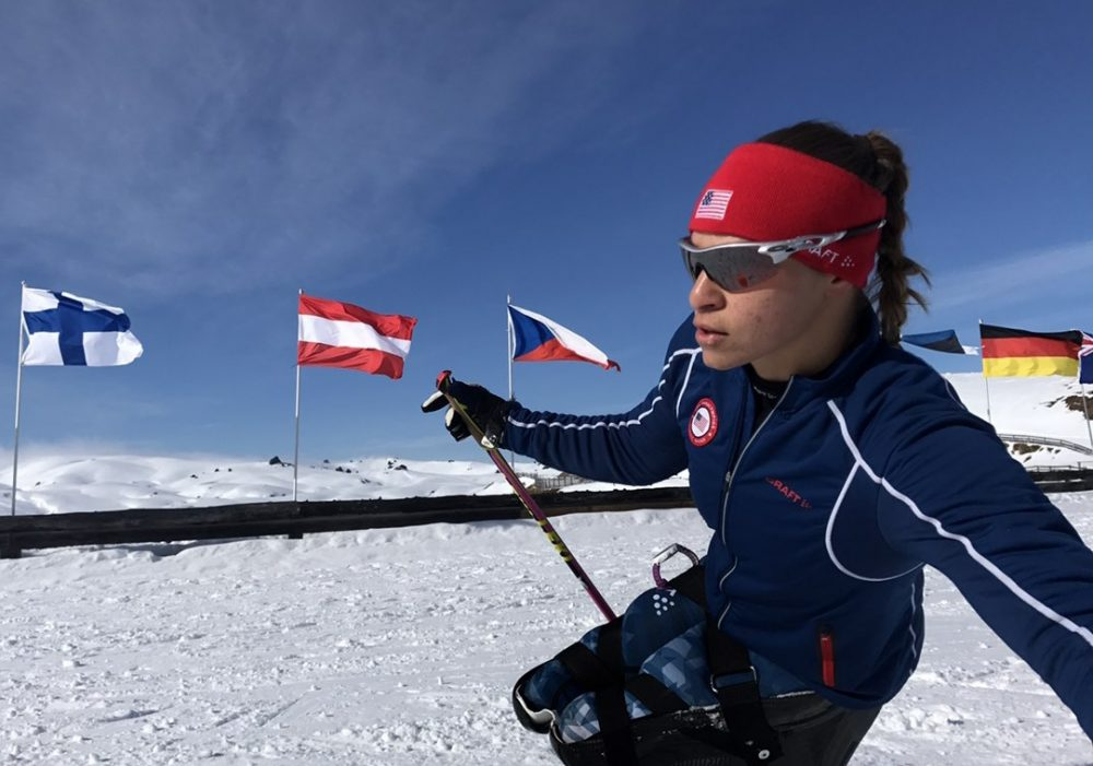 Oksana Masters competed and medaled at the London 2012 and Sochi 2014 Paralympics. (Courtesy MoSwo PR)