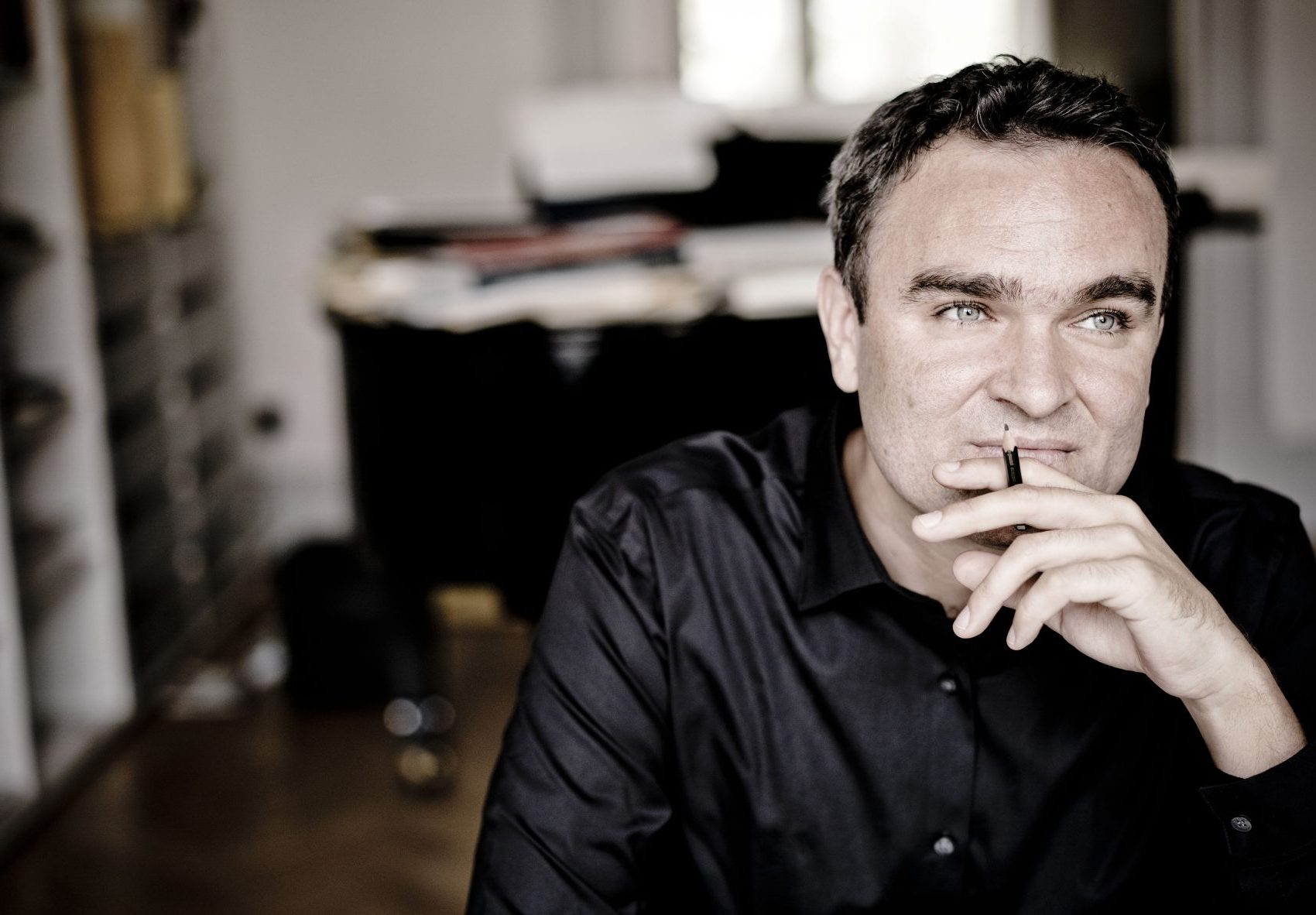 Composer Jörg Widmann. (Courtesy Marco Borggreve)