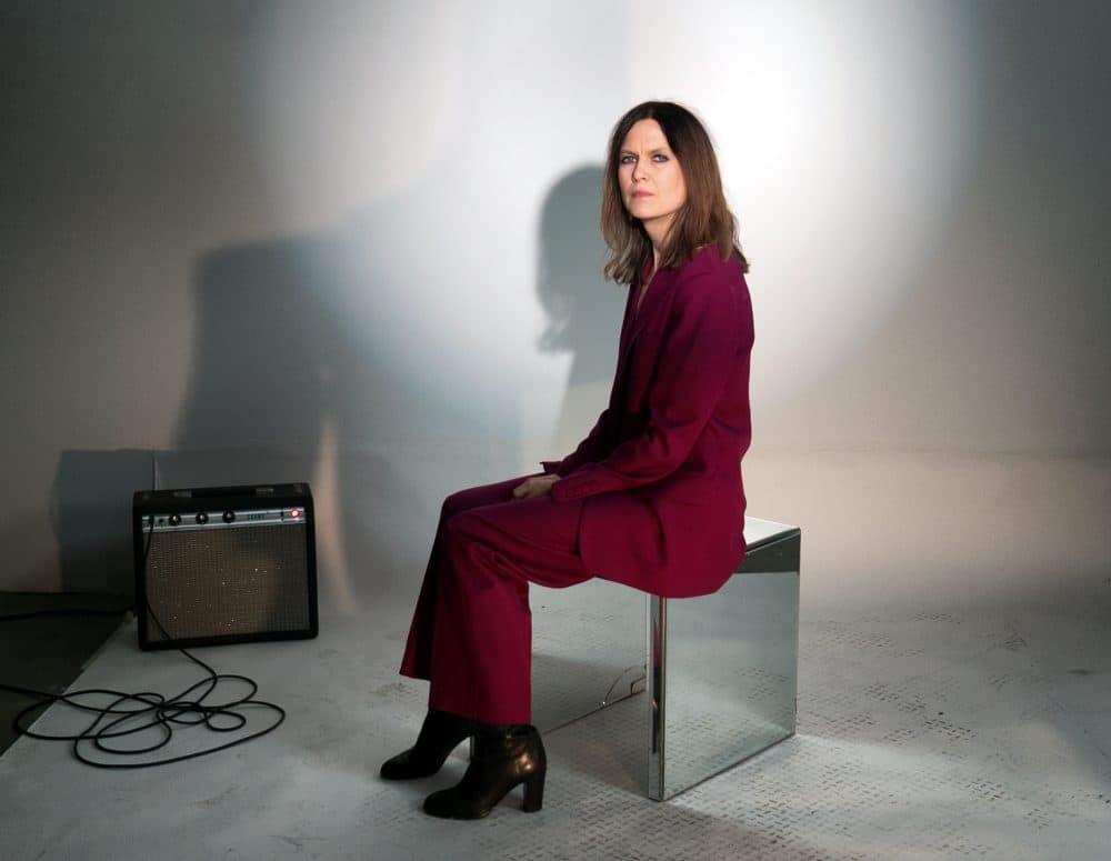 Musician Juliana Hatfield. (Courtesy David Doobinin)