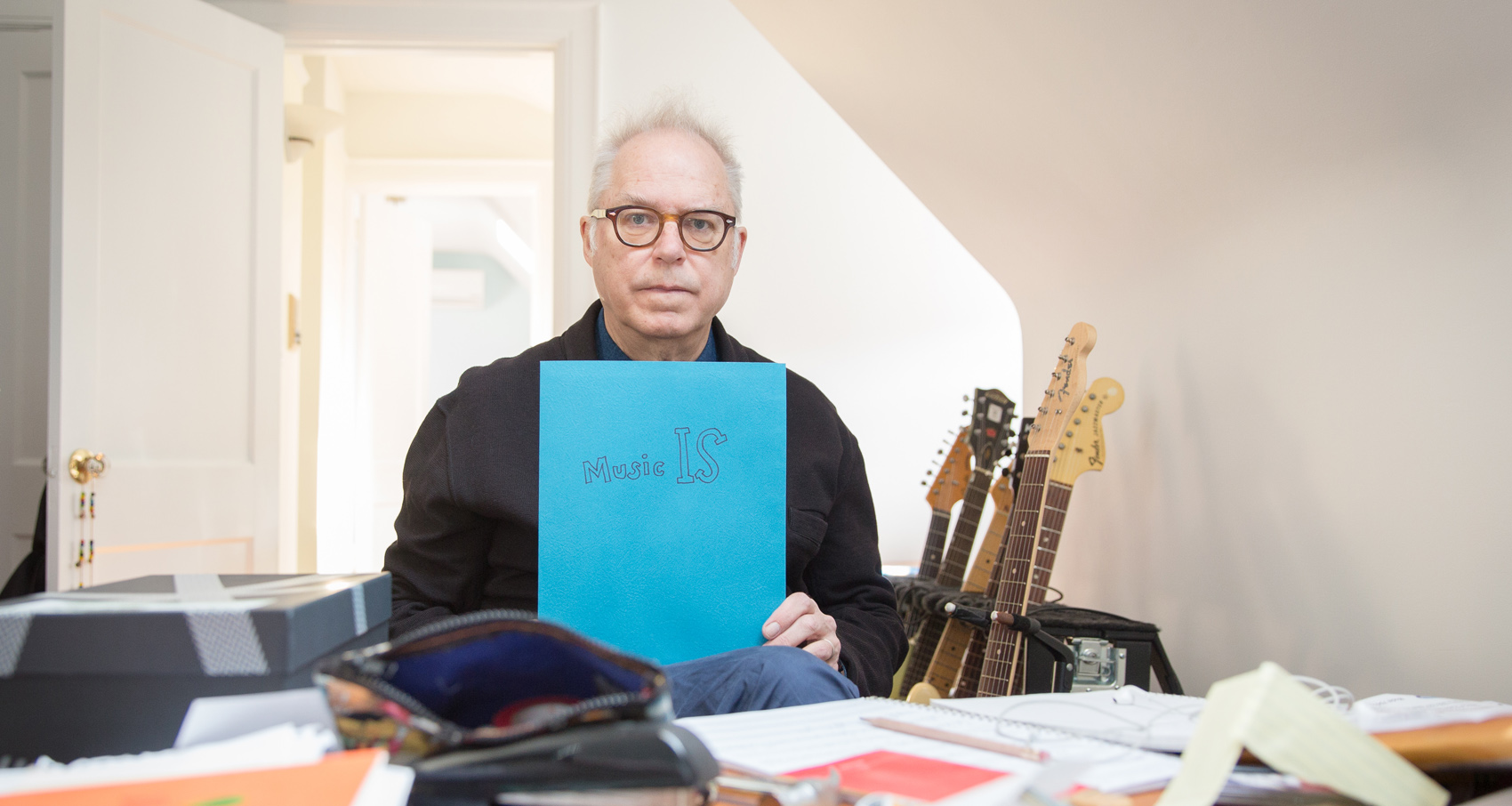 Bill Frisell. (Courtesy Monica Jane Frisell)