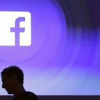 In this 2013 file photo, Facebook CEO Mark Zuckerberg walks at the company's headquarters in Menlo Park, Calif. (Marcio Jose Sanchez/AP)