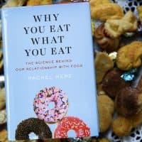 Why You Eat What You Eat, by Rachel Herz. (Robin Lubbock/WBUR)