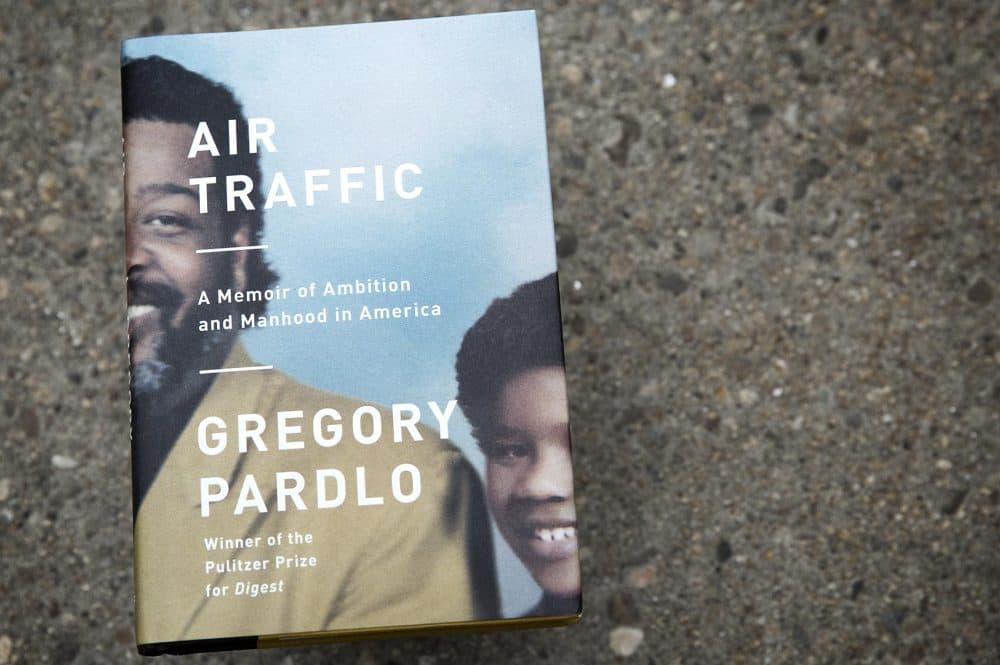 """Air Traffic,"" by Gregory Pardlo. (Robin Lubbock/WBUR)"