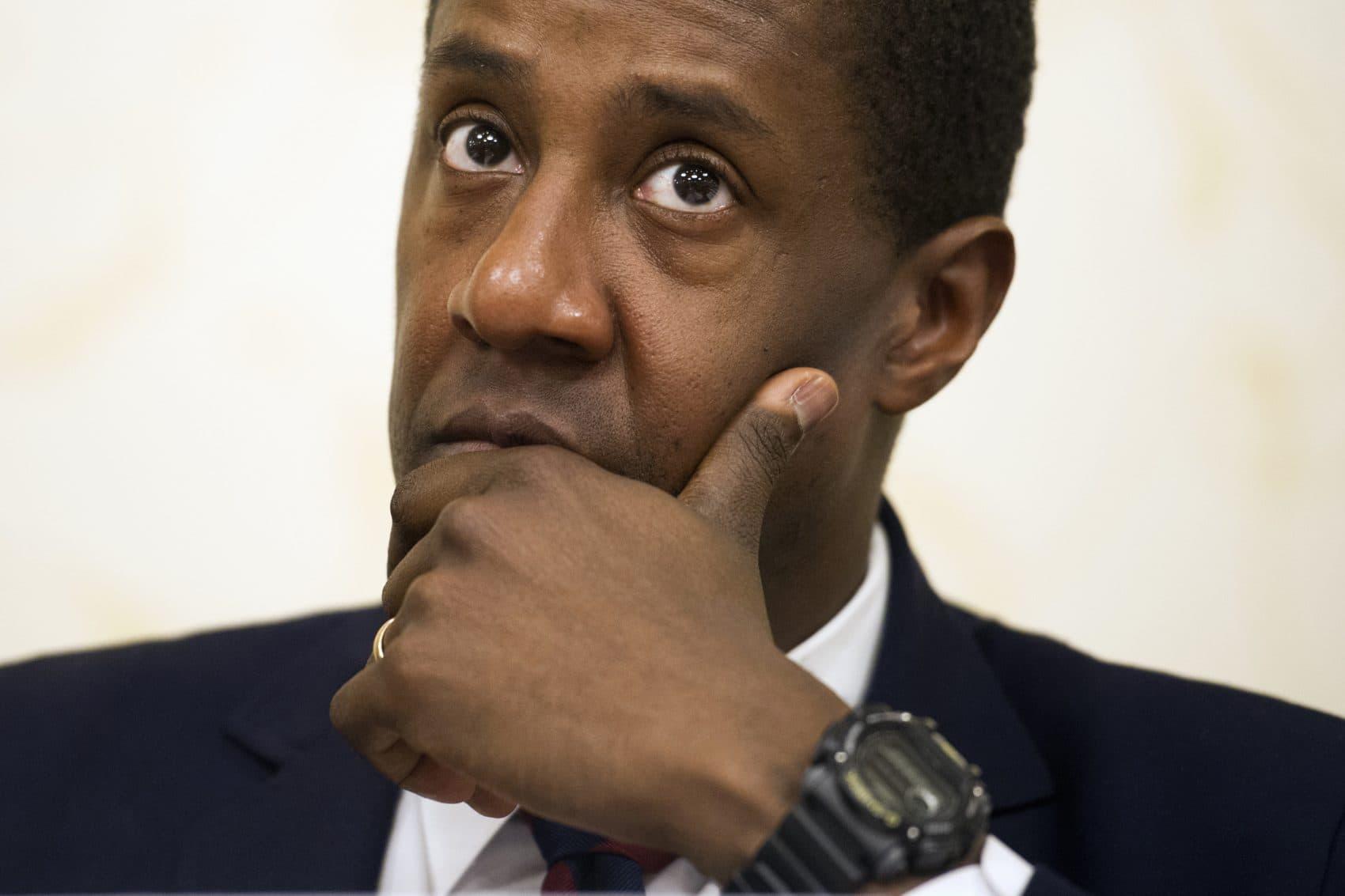 Former Newton Mayor Setti Warren. (Cliff Owen/AP)