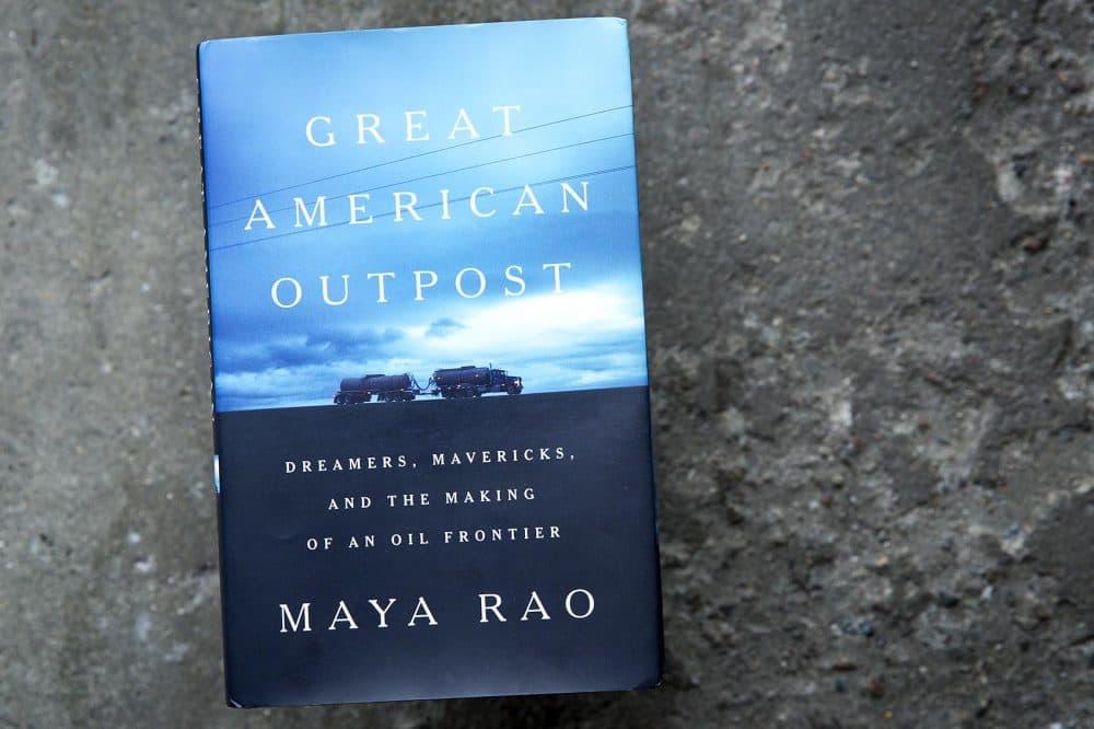 """Great American Outpost,"" by Maya Rao. (Robin Lubbock/WBUR)"