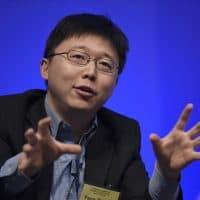 Feng Zhang, in a 2015 file photo (Susan Walsh/AP)