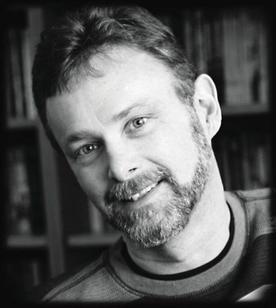Author Christopher Moore. (Courtesy Victoria Webb)