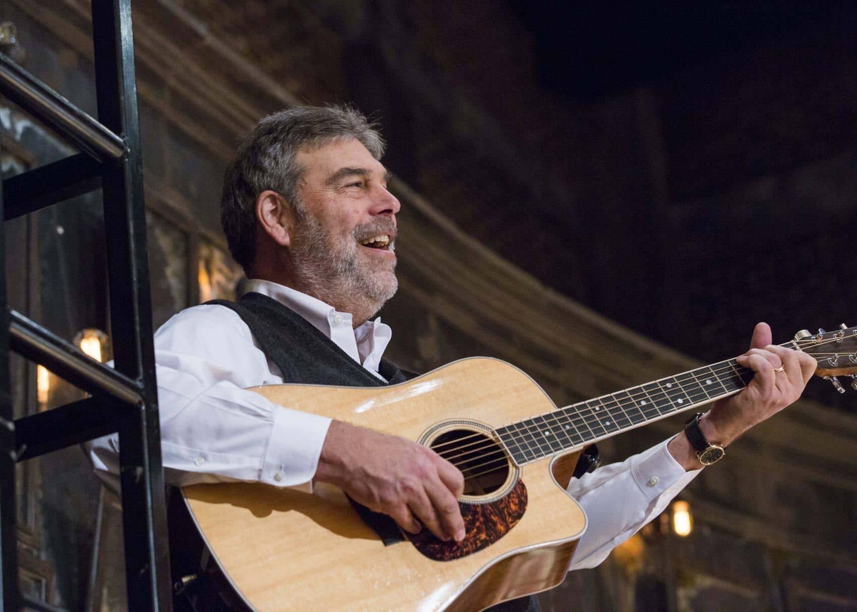 Americana Series At The Boch Center Wants To Bring Folk Back