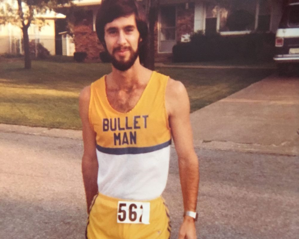 How Getting Shot During A Marathon Made The Bullet Man A Better