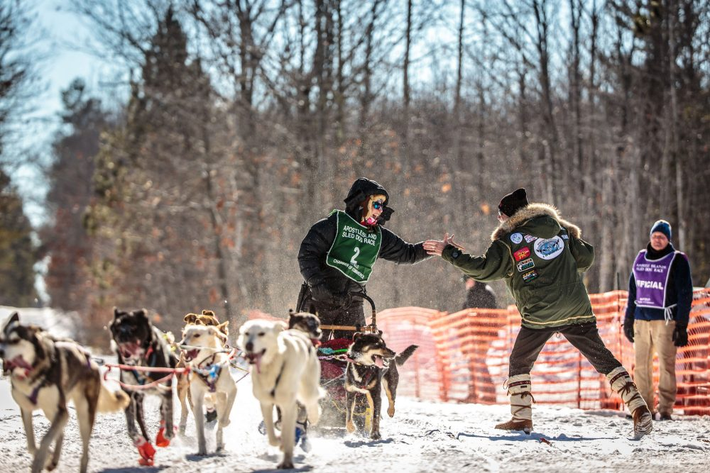 How Musher Blair Braverman Got Through Her Worst Day