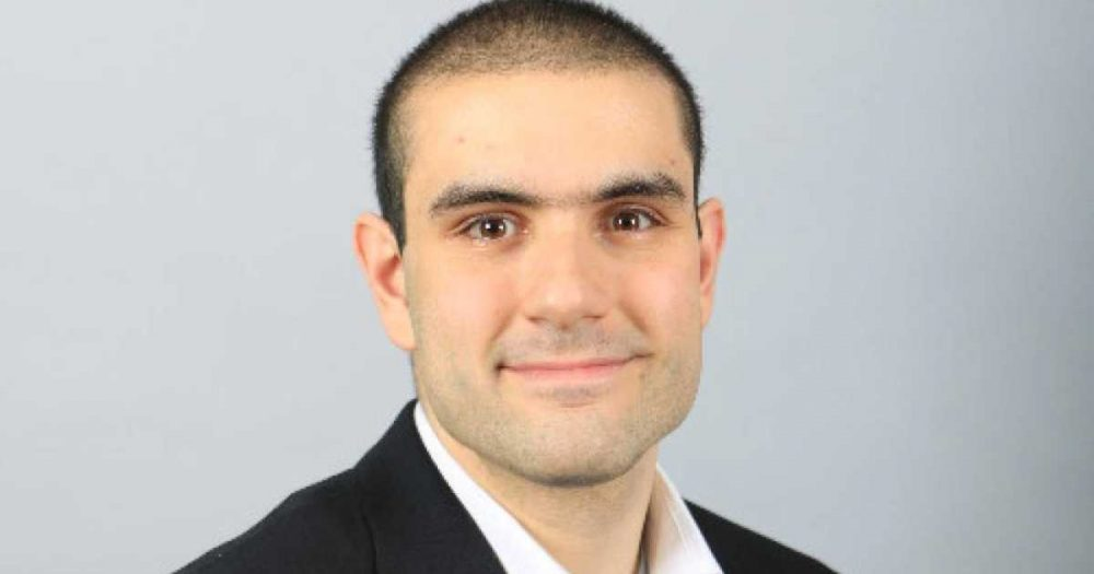 Alek Minassian, pictured on his LinkedIn profile.