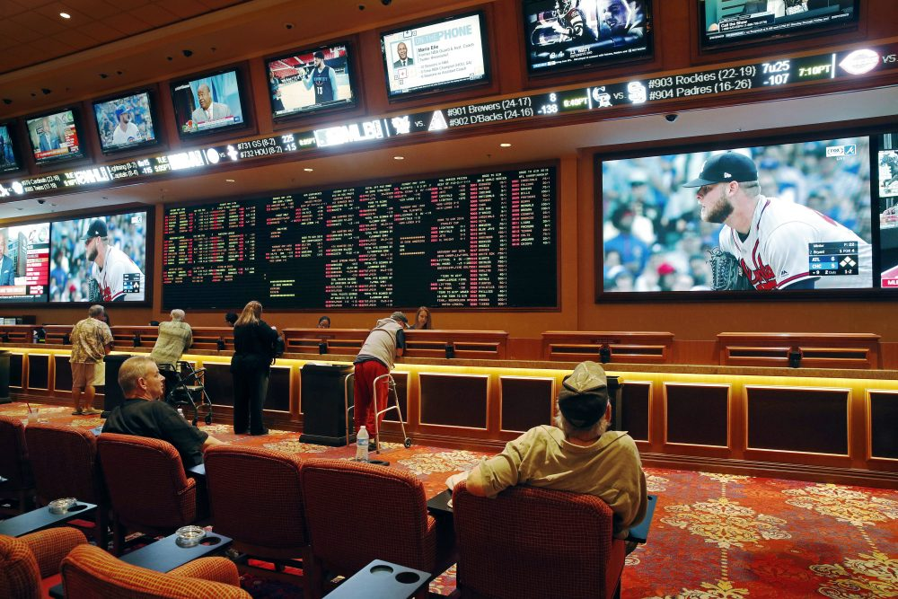 Sports betting and wagering weighing the odds in sports betting pdf download