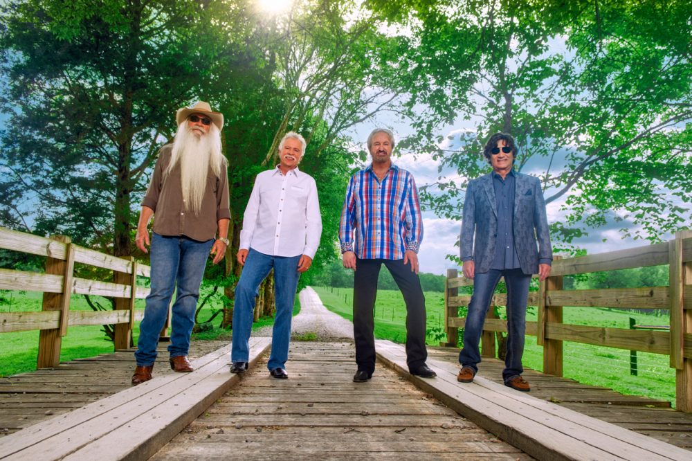 The Oak Ridge Boys. (Courtesy Jarrett Gaza)