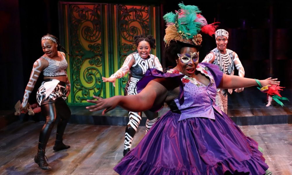 The Lyric Stage Gives The Wiz Some New Orleans Soul