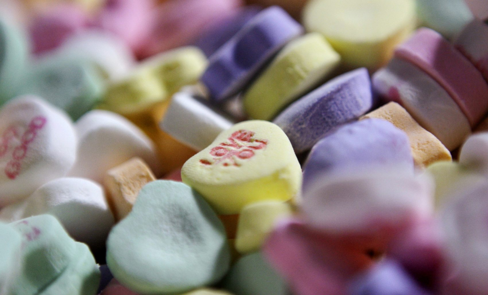 Sweethearts sweets won't be on shelves this Valentine's Day