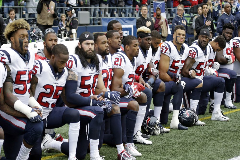 NFL Players Union Files Grievance With League Over ... |Football Players Kneeling