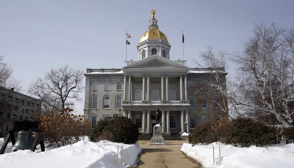 The New Hampshire Statehouse. (Jim Cole/AP)