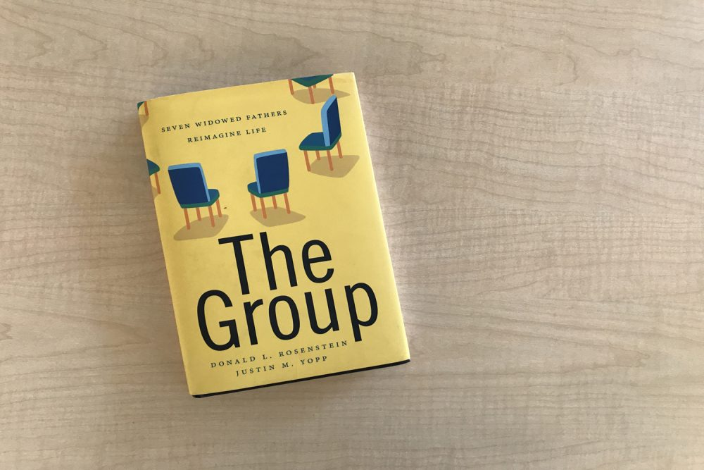 """The Group"" by Doctors Don Rosenstein and Justin Yopp. (WBUR)"