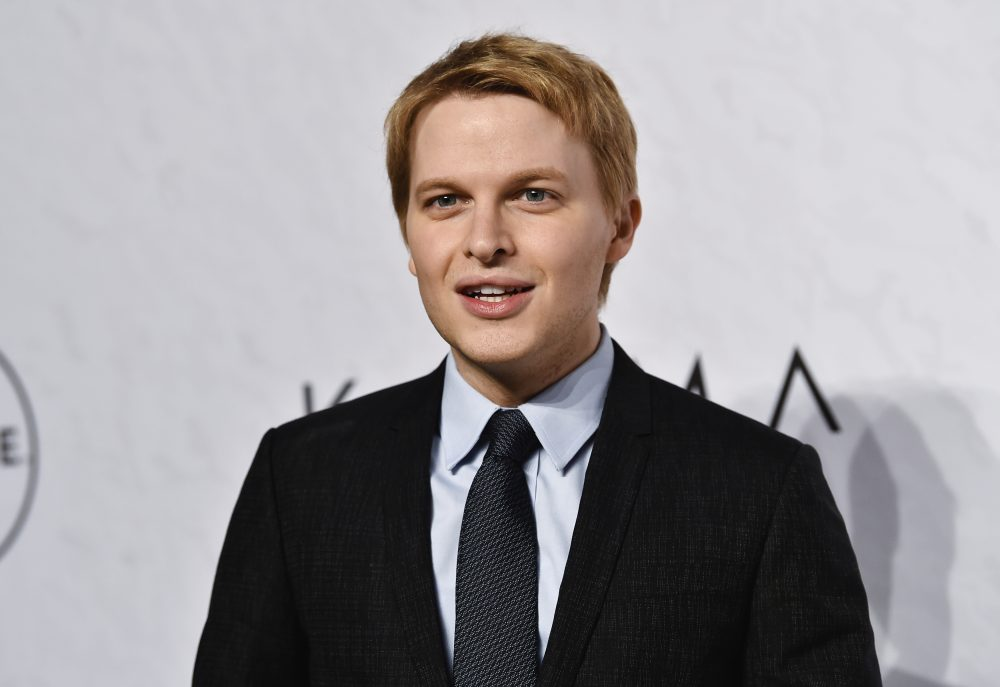 Ronan Farrow attends Variety's Power of Women: New York event at Cipriani Wall Street on Friday, April 13, 2018, in New York. (Evan Agostini/Invision/AP)