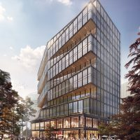 Amazon's new office in Boston's Seaport District will create 2,000 tech jobs in the city. (Courtesy Amazon/Business Wire)