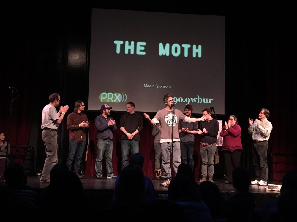 WBUR Presents The Moth Mainstage On June 15 | Inside WBUR