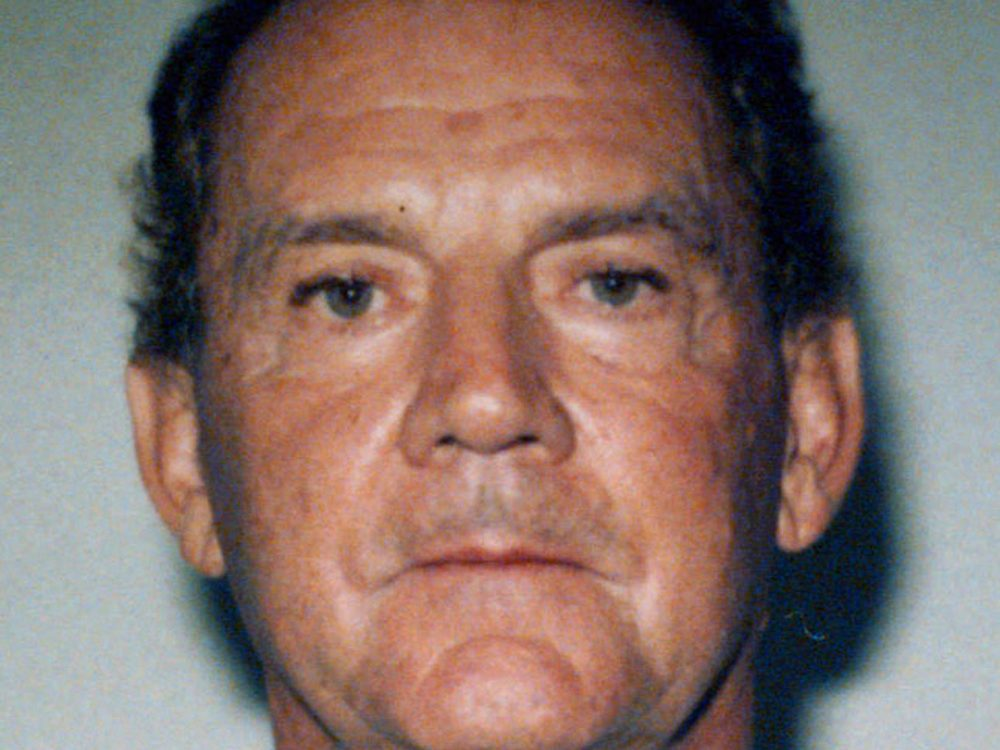 "This 1995 file photoshows Francis ""Cadillac Frank"" Salemme. (Federal Bureau of Investigation via AP, File)"