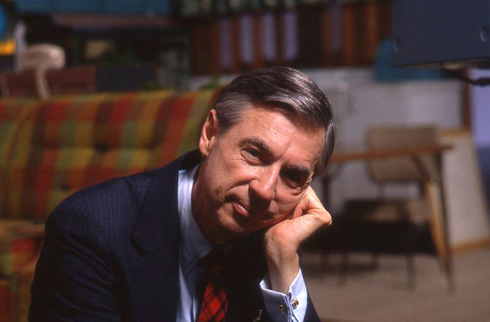 When Bad News Broke This Public Radio Veteran Turned To Mister Rogers Here Now