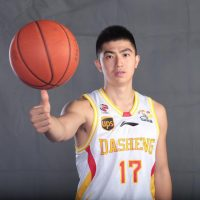 Saiyuan Bian's goal growing up in Beijing was to play basketball as a pro. Along the way he's worked as a translator and traveled to Silicon Valley, the University of Kansas, Boston and more. (Courtesy Saiyuan Bian)