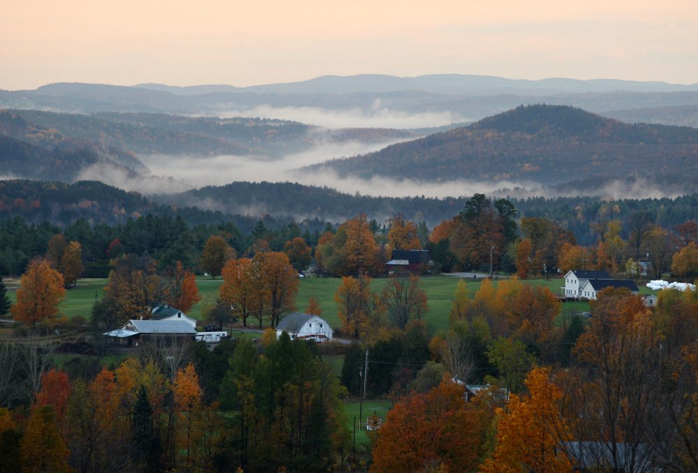 Vermont recently passed legislation for a program that would offer people up to $10,000 to move there and work remotely. (Stan Honda/AFP/Getty Images)