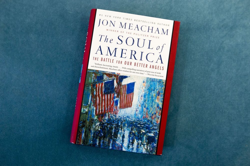In His Latest Book Jon Meacham Explores The Soul Of America The