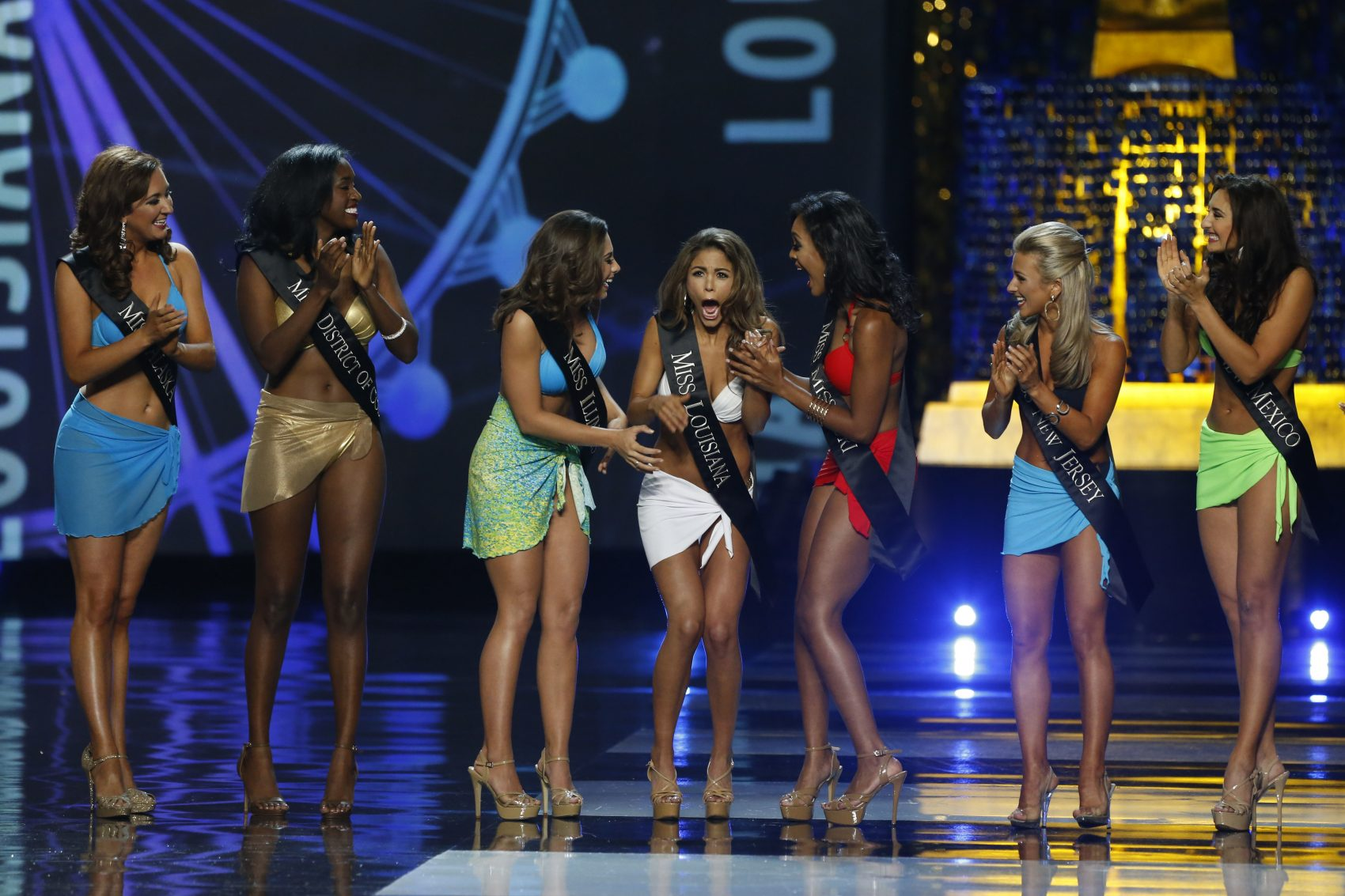 There She Is, Miss America, Fully Clothed | Cognoscenti