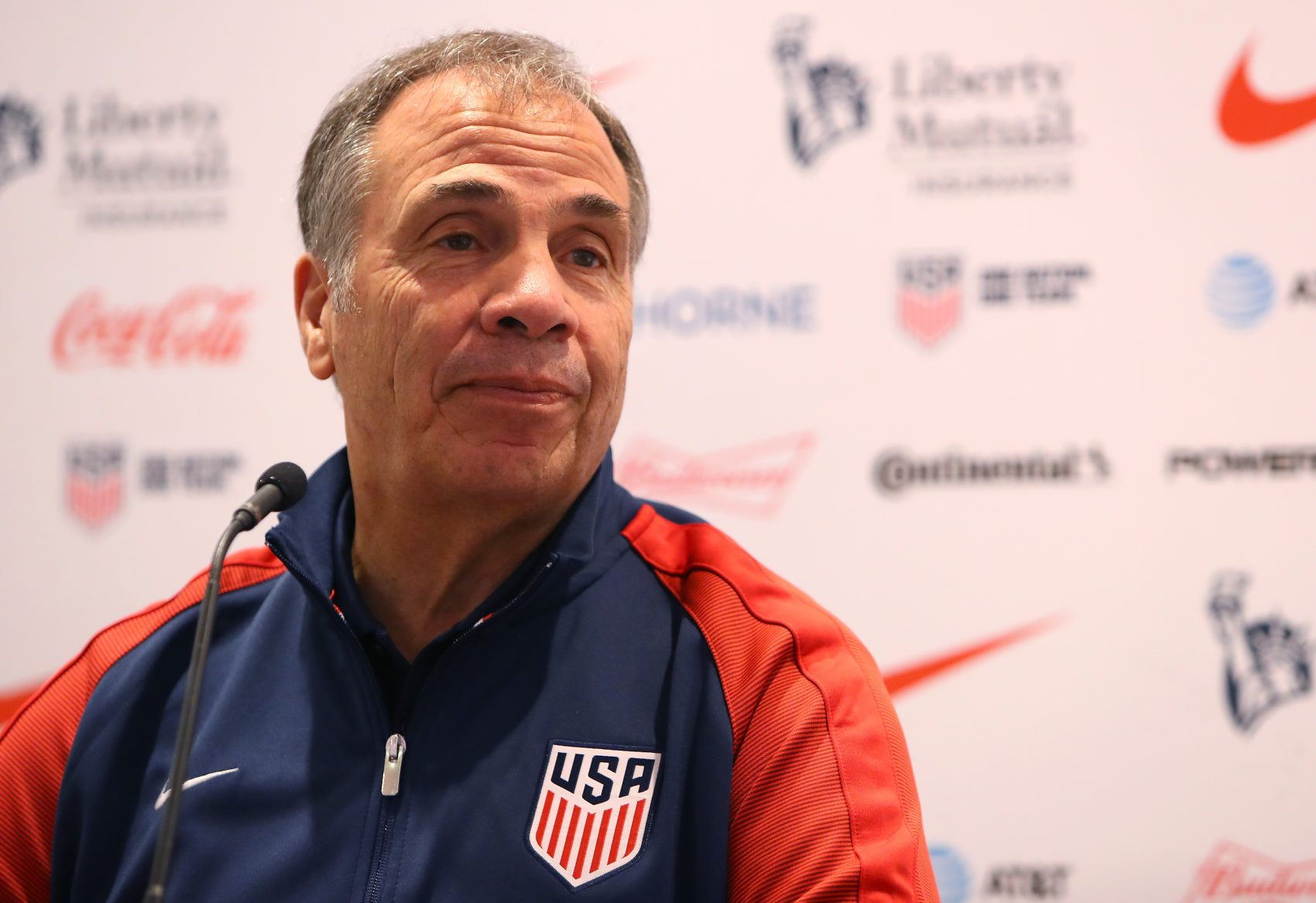 Former U.S. Coach Bruce Arena  What Went Wrong In 2018 World Cup Run ... 34c80510c