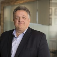 Noubar Afeyan is one of biotech's most prolific investors. (Courtesy Flagship Pioneering)