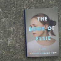 "Cover of Meghan MacLean Weir's ""The Book Of Essie."" (Carol Iaciofano/WBUR)"