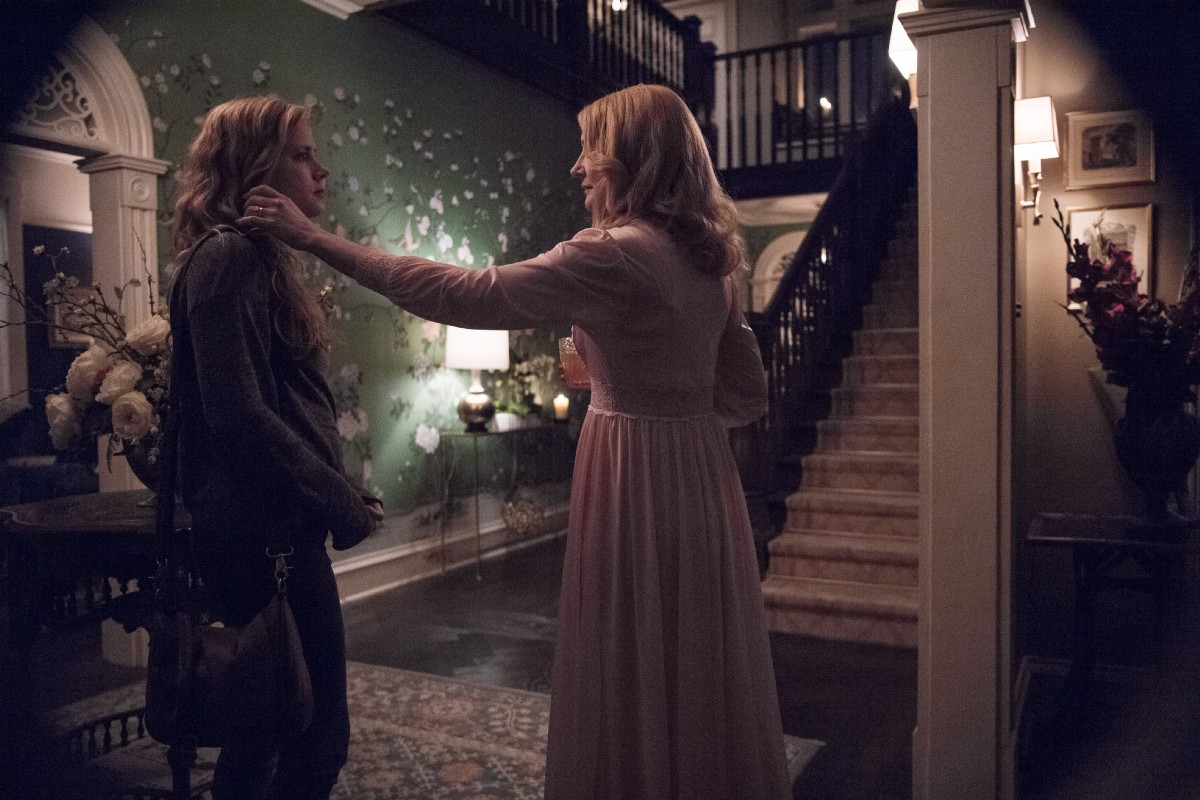 "Amy Adams and Patricia Clarkson in ""Sharp Objects."" (Courtesy Anne Marie Fox/HBO)"