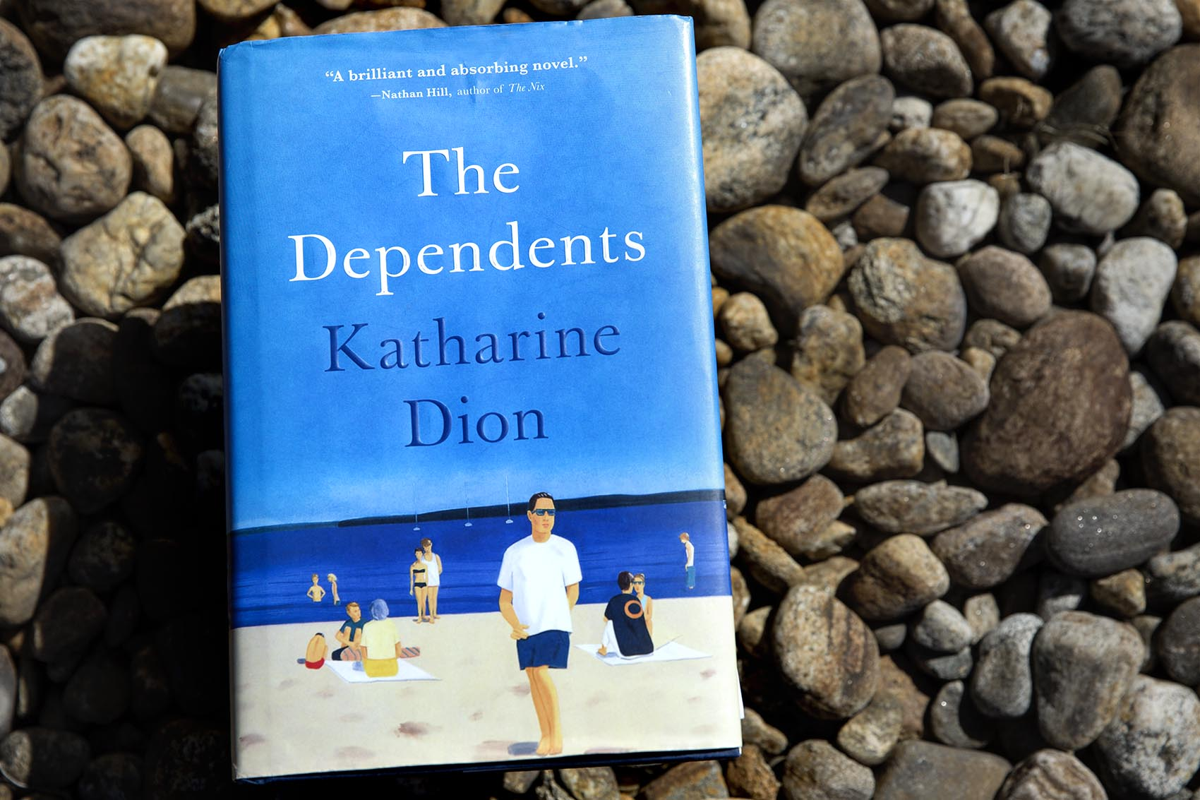 """""""The Dependents,"""" by Katharine Dion. (Robin Lubbock/WBUR)"""