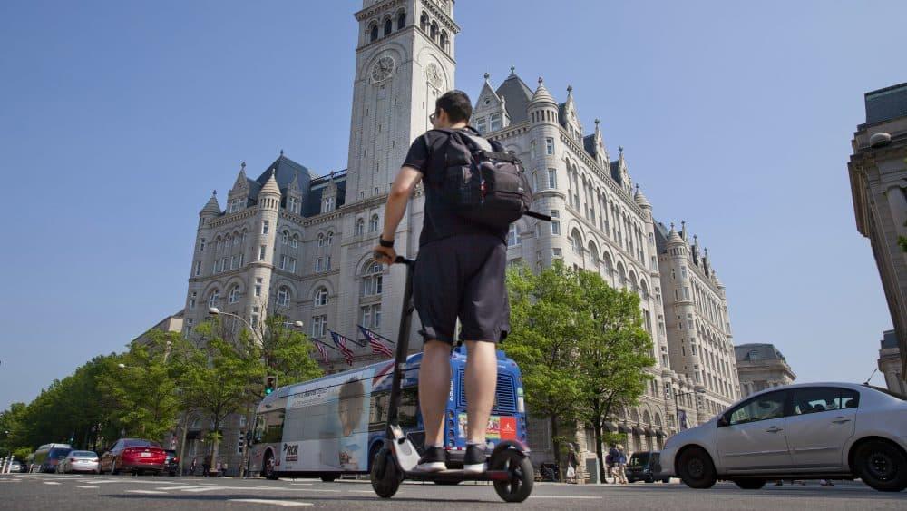 Cambridge Orders Bird To Remove Scooters Pending Permit Deal