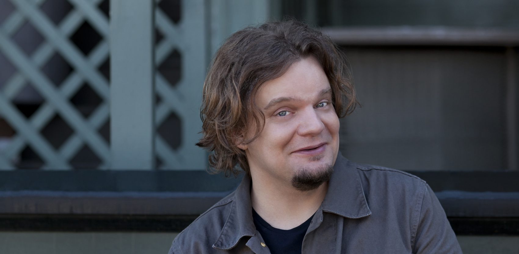 Finnish stand-up comedian Ismo. (Courtesy Arsonhouse Entertainment)
