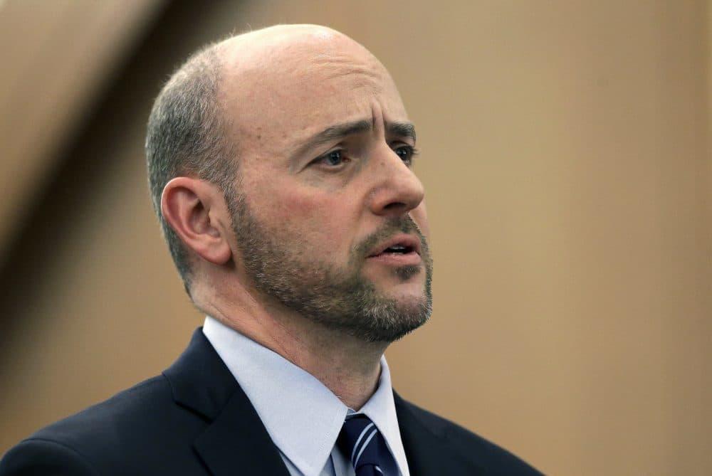 Massachusetts U.S. Attorney Andrew Lelling (Steven Senne/AP)