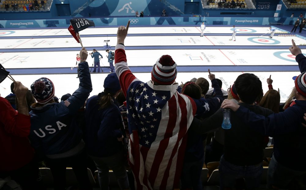 According to Patrick Hruby, there are some problem with the way the USOC divvies up its money. (Aaron Favila/AP)