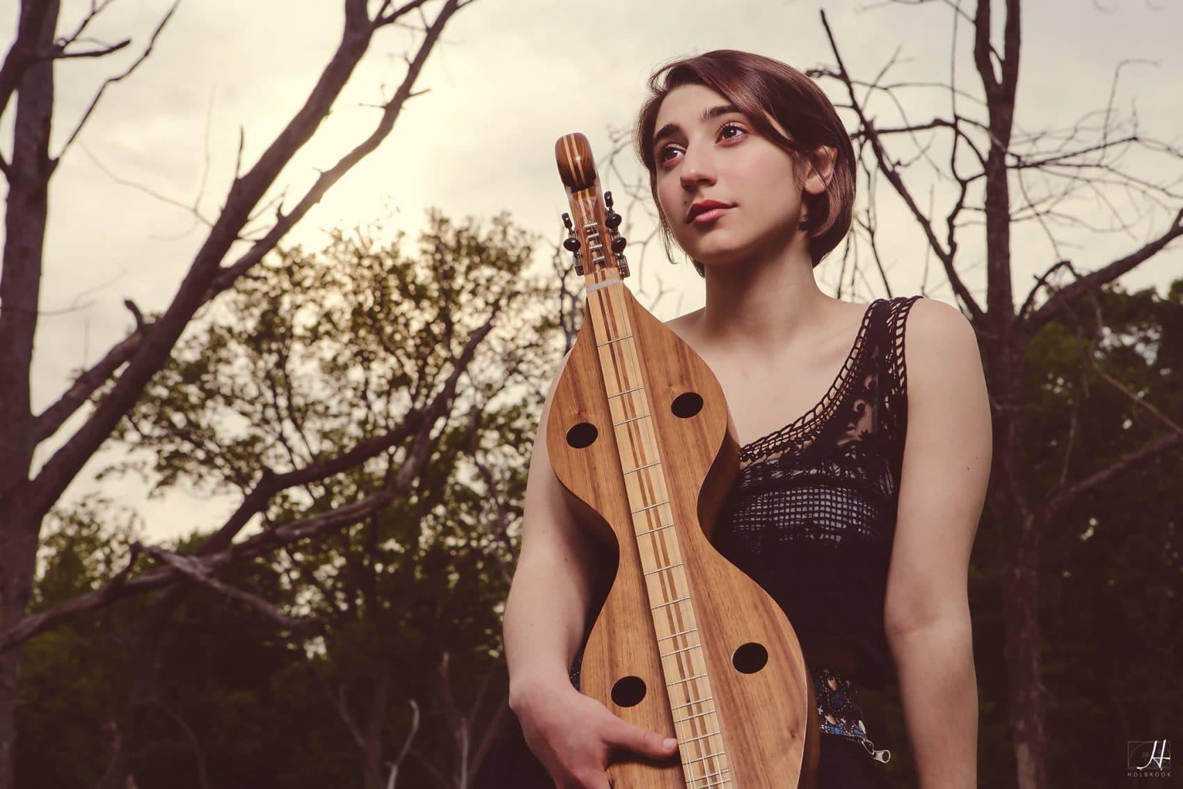 Musician Noelle Micarelli. (Courtesy Holbrook Gracia)